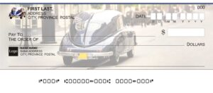 sample custom personal sized cheque