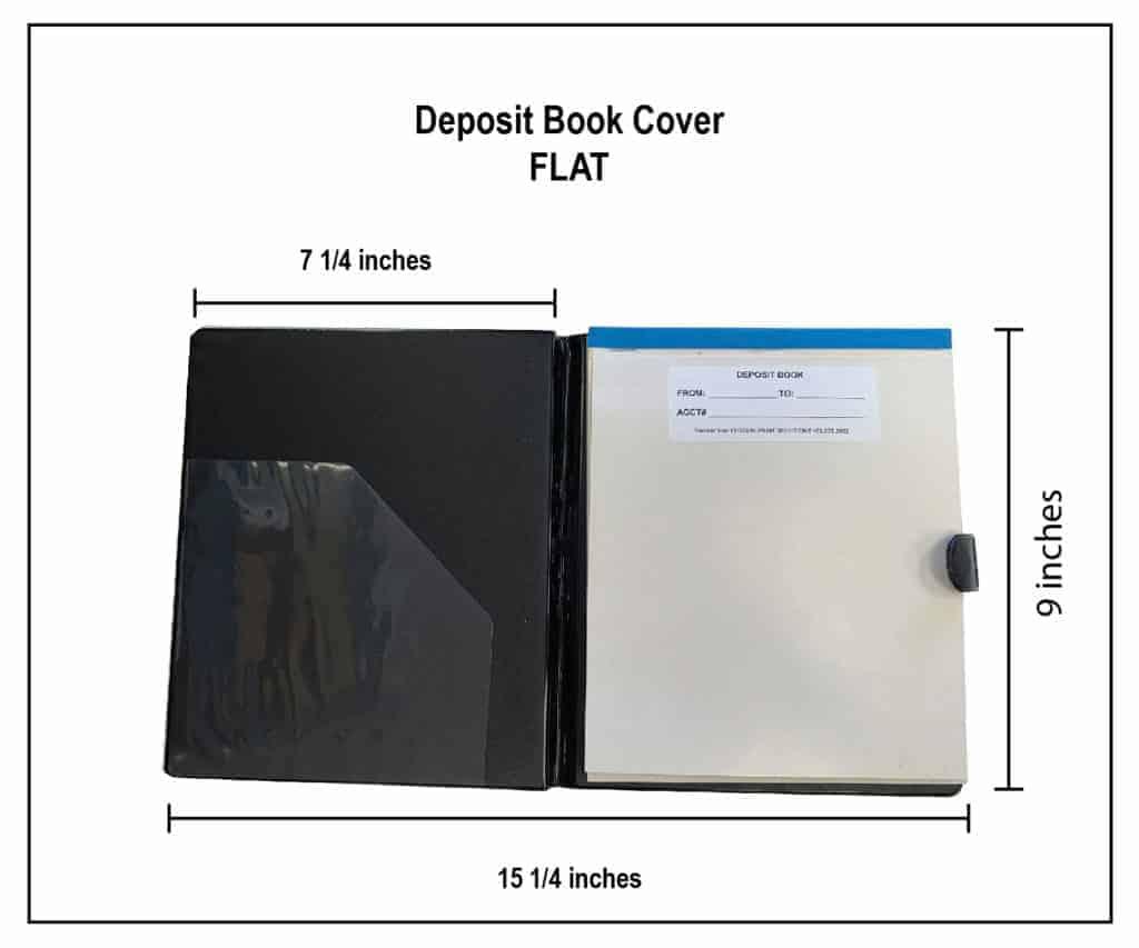 Deposit Cover Open SPECS